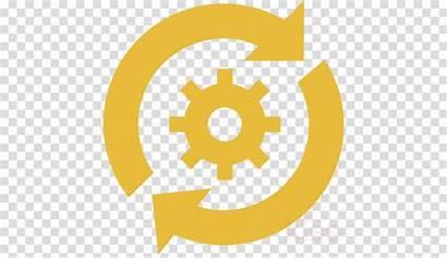 Icon Clipart Process Computer Processing Operativa Icone