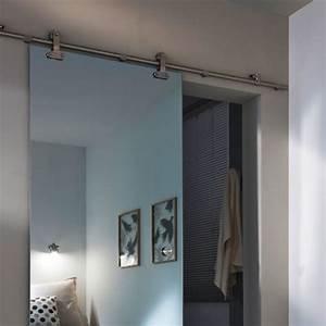Porte Coulissante Salle De Bain : portes coulissantes s lection produits c t maison ~ Mglfilm.com Idées de Décoration