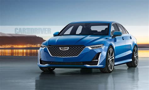 2019 Cadillac Ct4 by 2019 Cadillac Ct5 Review Design Engine Release Date