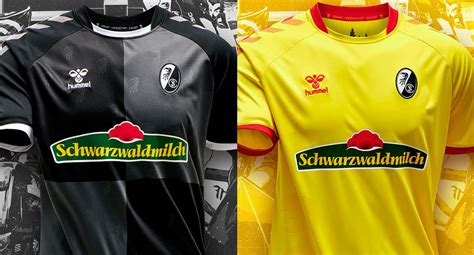 Sc freiburg 2021 22 nike home shirt 21 22 kits football shirt blog from www.footballshirtculture.com maybe you would like to learn more about one of these? SC Freiburg 2020-21 Hummel Away & Third Kits - Todo Sobre Camisetas
