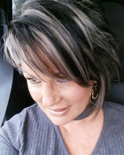504 Best Chunky Streaks And Lowlights 6 Images On Pinterest