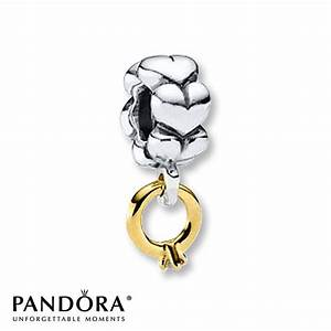 17 best images about 25th wedding anniversary on pinterest With pandora wedding rings charm