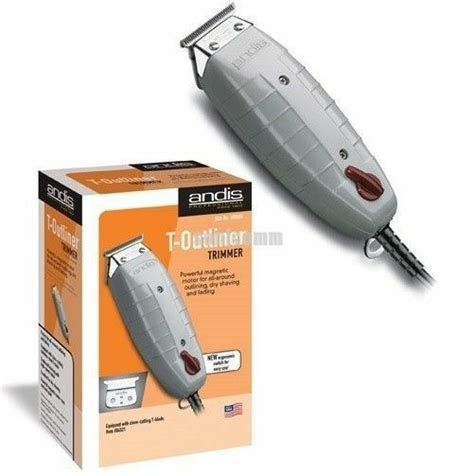 andis outliner trim professional barber salon hair cut trimmer