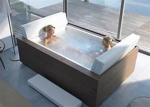 Baignoire Pour 2 : baignoire balneo tout savoir sur les baignoires ~ Edinachiropracticcenter.com Idées de Décoration