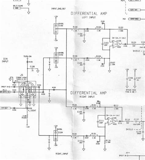 Bose Companion 5 Wiring Diagram by Bose Cable Pinouts Ecoustics