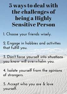5 ways to deal ... Sensitive Child Quotes