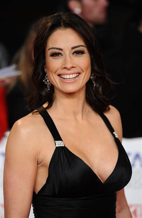 pics  melanie sykes evening dress
