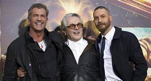 Mel Gibson surprises Tom Hardy at 'Mad Max' premiere - NY ...