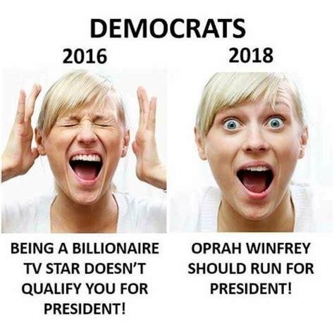 2018 Election Memes - hilarious evolution of democrats 2016 2018 on celebrities in politics