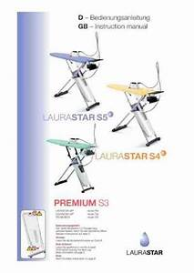 Laurastar S5a Steam Iron Download Manual For Free Now