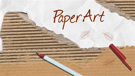 Carton, Torn, Paper, Art, Pen