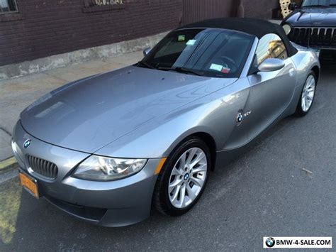 Bmw Z4 For Sale by 2006 Bmw Z4 For Sale In United States