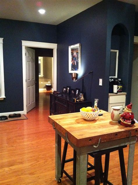 bm  navy home comforts kitchen family rooms home decor