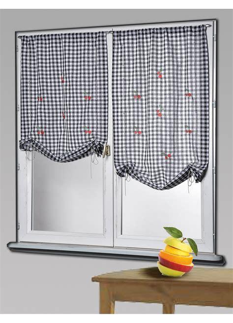 voilage de cuisine voilage de cuisine lps voilage 140x240 cm papillon tulle