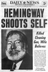 Paul Davis On Crime: Ernest Hemingway Was A Writer With ...