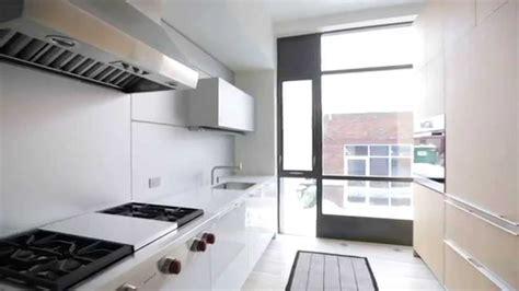 interior design sleek modern bright kitchen