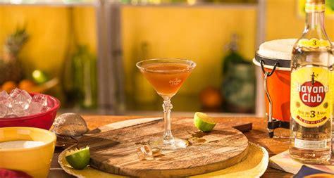 mulata daiquiri recipe rum cocktails havana club