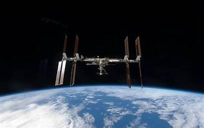 Space Station International Planets Wallpapersafari Code