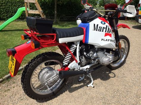 Bmw R80gs For Sale by Restored Bmw R80gs 1984 Photographs At Classic Bikes