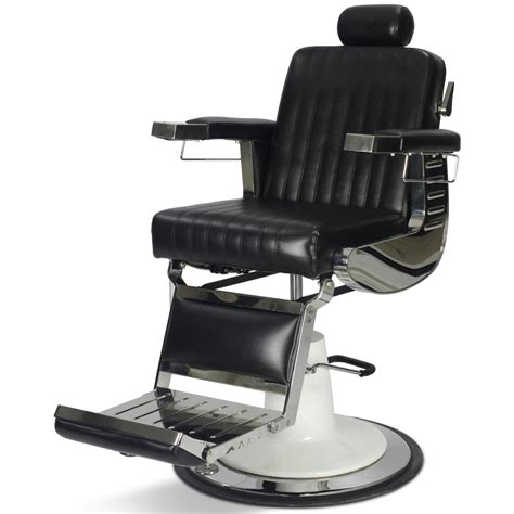 reclining barber chair quot grant quot vintage reclining hair salon barber chair barber