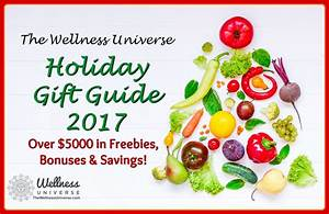 Holiday Gift Guide 2017 The Wellness Universe Blog