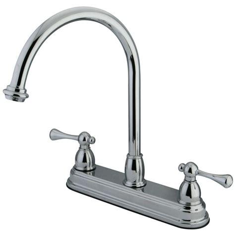 Kingston Brass Kb3741bl 8inch Centerset Kitchen Faucet