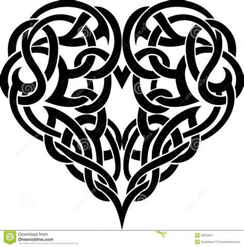 Celtic Clip Celtic Knot Clipart Pencil And In Color Celtic