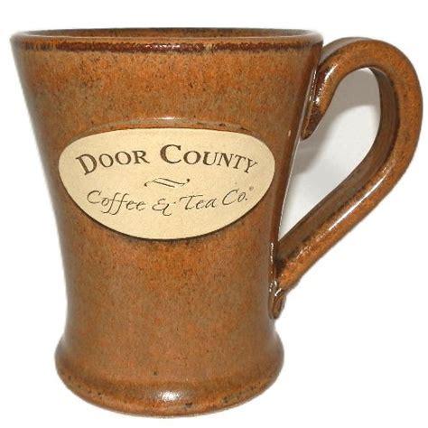 door county coffee door county coffee sandstone mug door county coffee