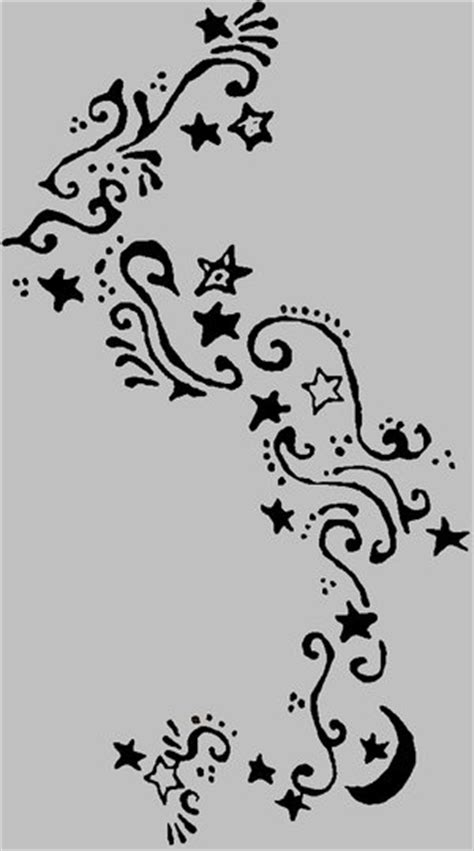 New star tattoo designs sexy36 style for girls | Tattoos