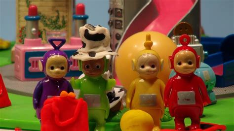 Play Doh Teletubbies Favourite Things On Christmas Morning