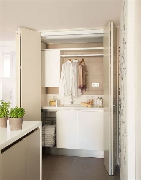 zona de lavado integrada en la cocina lavaderos en