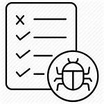 Icon Incident Report Defect Getdrawings Bug