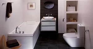 Salle De Bain Idée Déco : 3 bonnes id es pour une petite salle de bain deco cool ~ Dailycaller-alerts.com Idées de Décoration