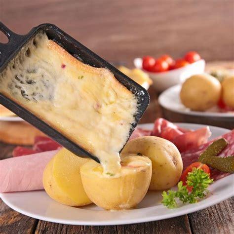 recettes cuisine minceur recette raclette savoyarde facile rapide