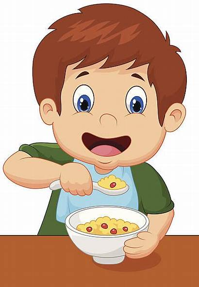 Eating Clipart Child