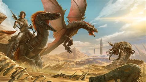 ark survival evolved receives  ps release xbox