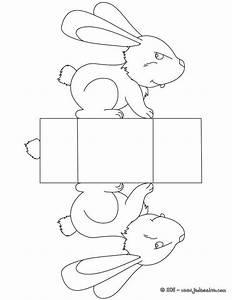 Bricolage De Paques Panier : gabarits paques paniers ~ Melissatoandfro.com Idées de Décoration