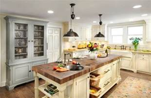 kitchen island with bar top 20 exles of stylish butcher block countertops