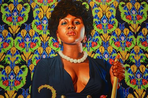 showing kehinde wiley  world stage haiti  roberts tilton arrested motion