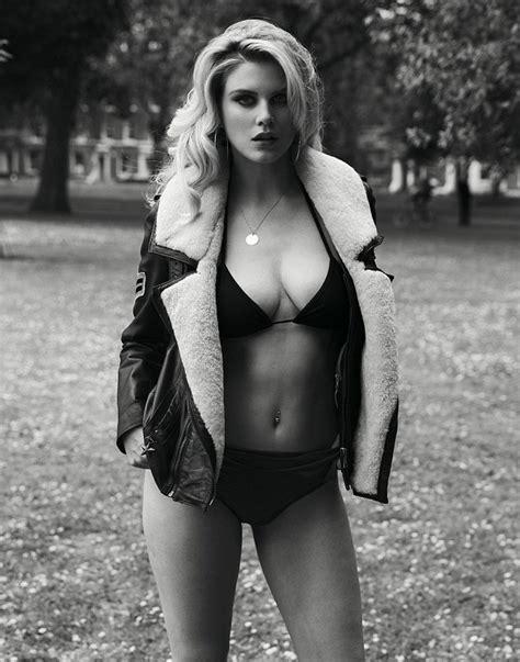 rita hayworth bikini ashley james displays her flawless frame in racy bikini