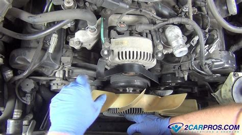 how to remove fan clutch how to remove a fan clutch in under 15 minutes