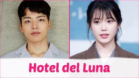 hotel del luna upcoming korean drama  iu  yeo