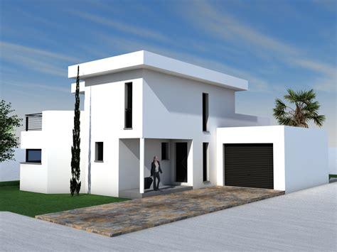 maison en kit moderne argeles maison architecture moderne