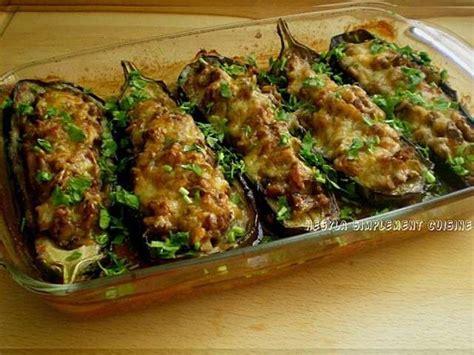 les meilleures recettes de viande hach 233 e et aubergines
