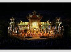 Turandot Karten online Arena di Verona