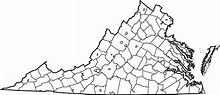 File:Map of Virginia counties and cities.svg - Wikipedia