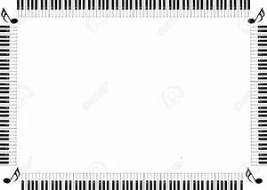 Music Note Border - Clipartion.com