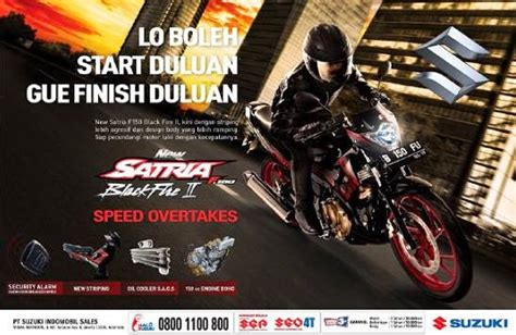 Satria 2014 Merah Hitam Standart by All Variant Suzuki Satria F 150 Tahun 2014 Ada 3 Jenis