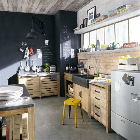 maison cuisine meuble de cuisine maison du monde