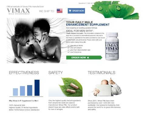 2017 truth about vimax pills ingreditents reviews